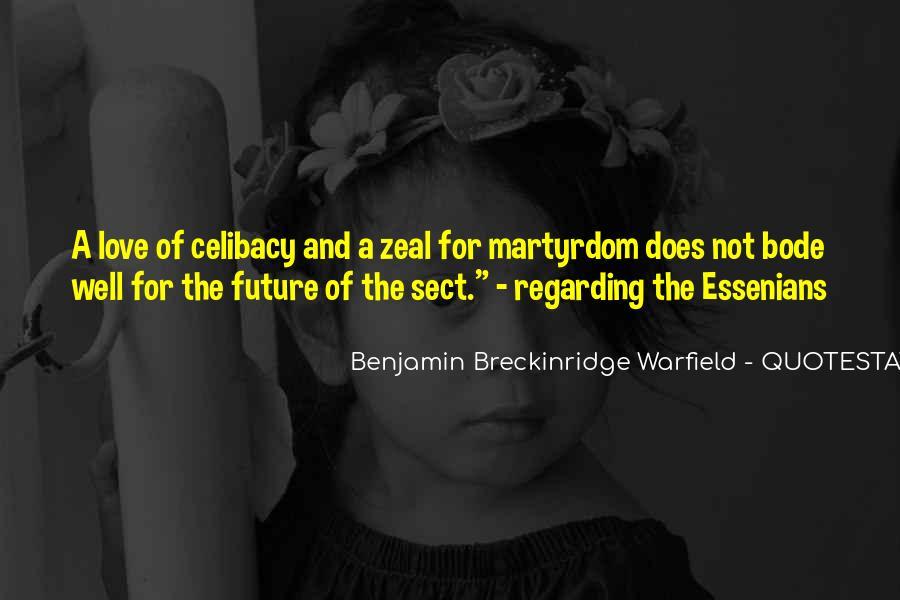 Breckinridge Quotes #787667