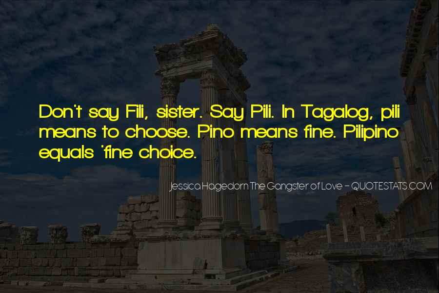 Quotes About Love For Her Tagalog #1332718