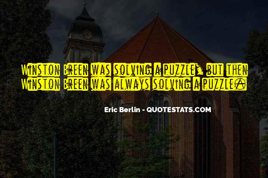 Breen Quotes #1213876