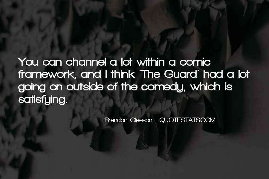 Brendan Gleeson The Guard Quotes #490142