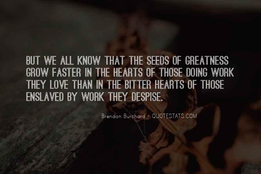 Brendon Burchard Love Quotes #1592977