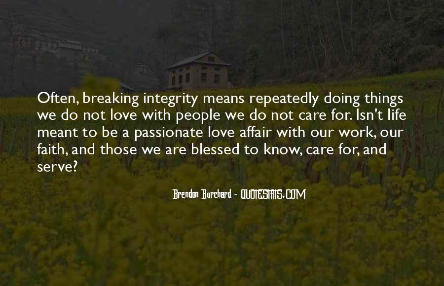 Brendon Burchard Love Quotes #950893
