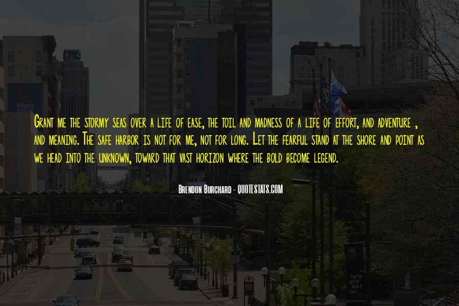 Brendon Quotes #1009176