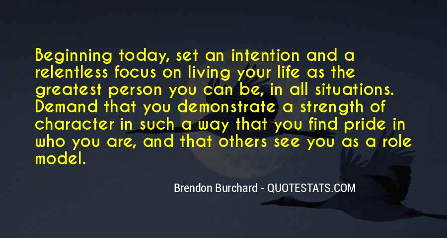 Brendon Quotes #316108
