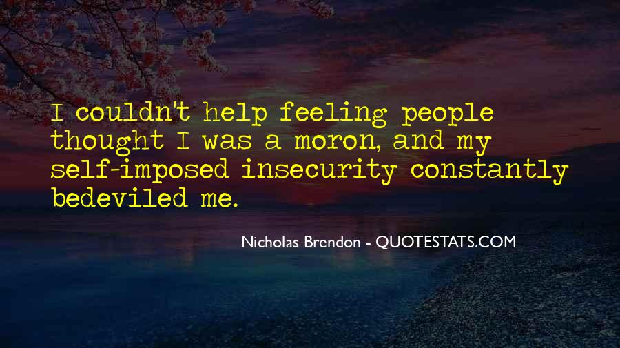 Brendon Quotes #772602
