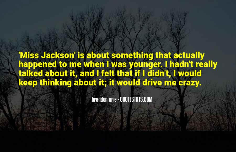Brendon Quotes #918688