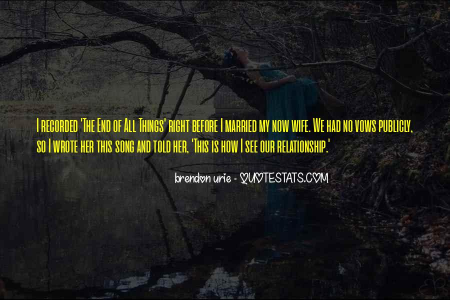 Brendon Quotes #946828