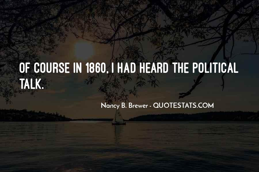 Brewer Quotes #204259