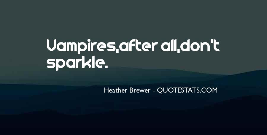 Brewer Quotes #342371
