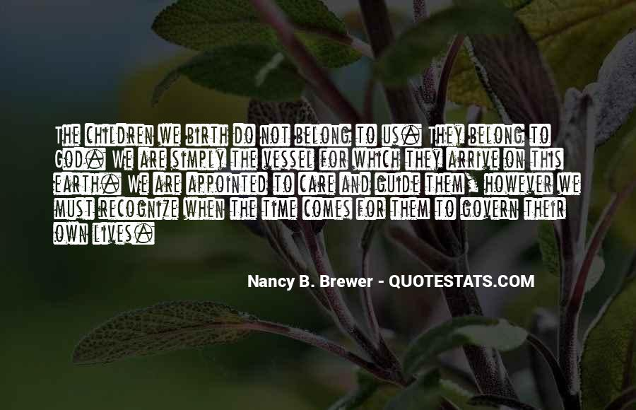 Brewer Quotes #477525