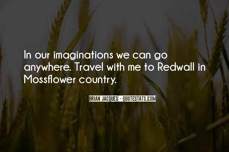 Brian Jacques Redwall Quotes #683577