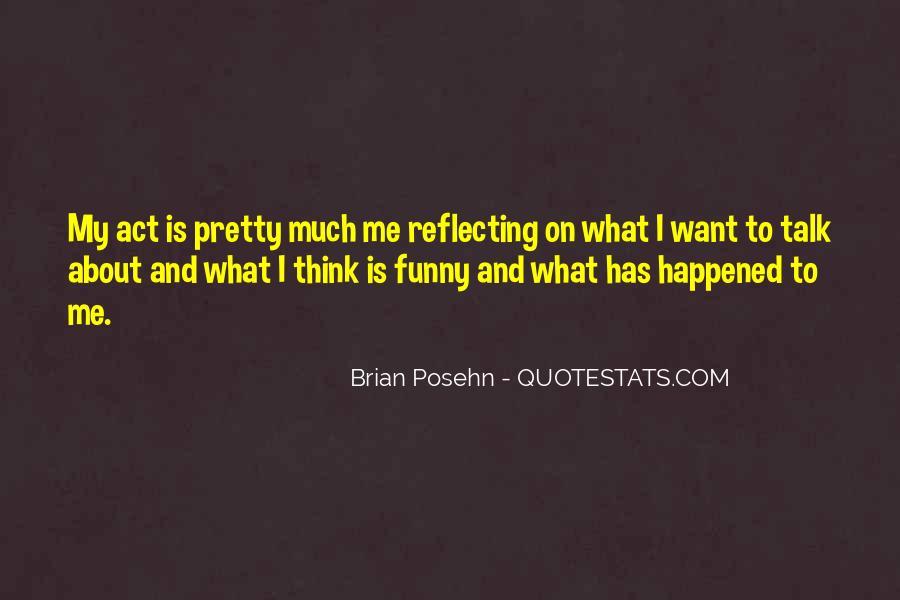 Brian Posehn Funny Quotes #1861675