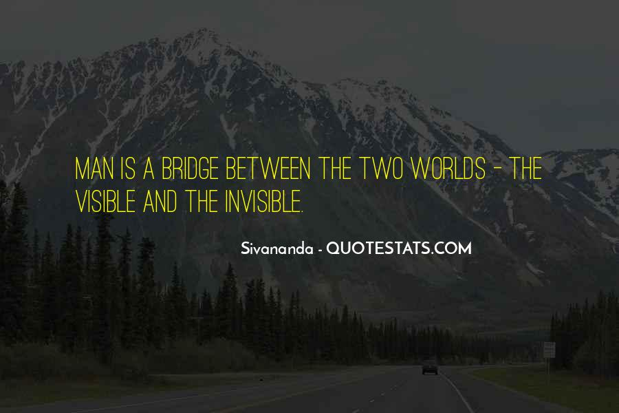 Bridge To Nowhere Quotes #42745