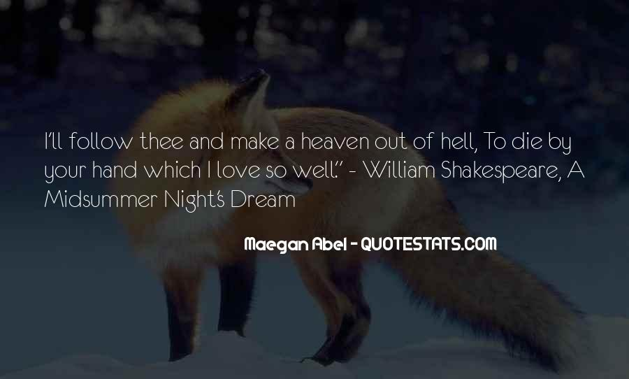 Quotes About Love By Shakespeare #1049952