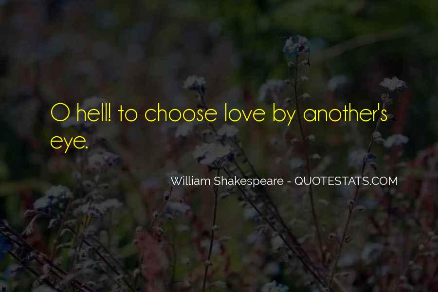 Quotes About Love By Shakespeare #1338409