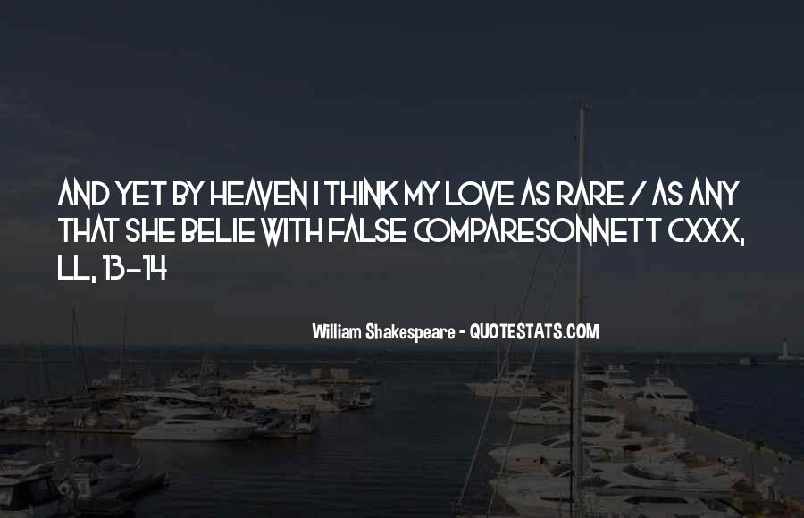Quotes About Love By Shakespeare #1802116