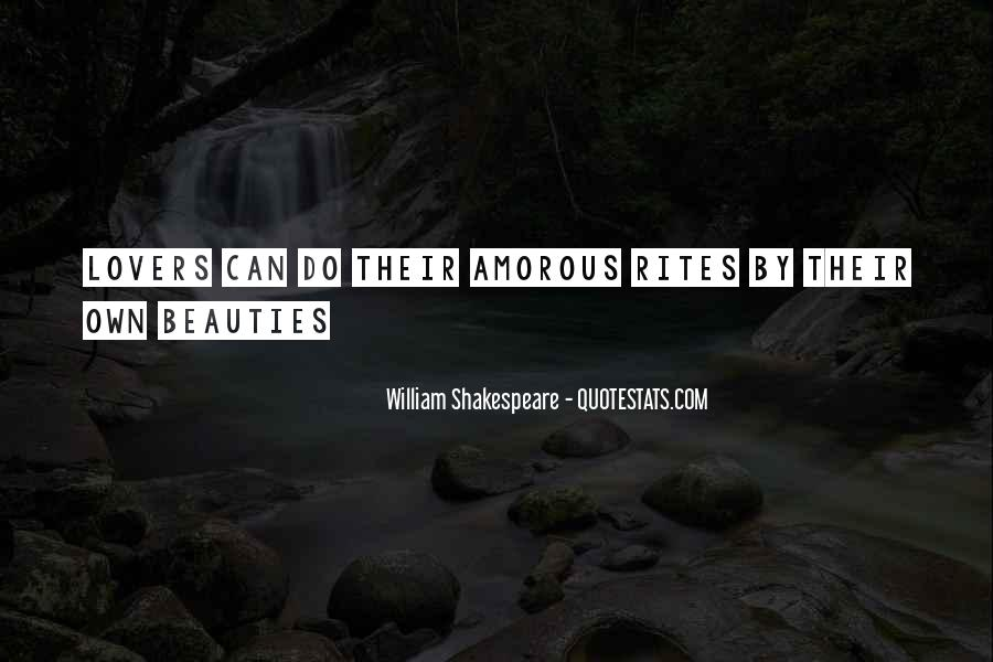 Quotes About Love By Shakespeare #812638