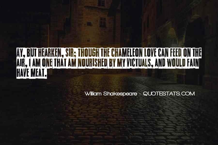 Quotes About Love By Shakespeare #83616