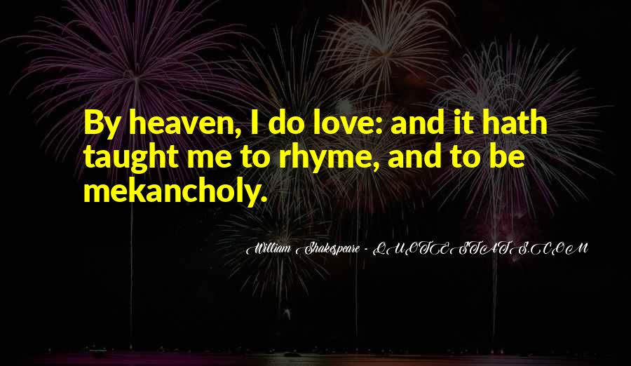 Quotes About Love By Shakespeare #945515