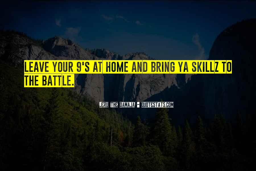 Bring Him Home Quotes #105319