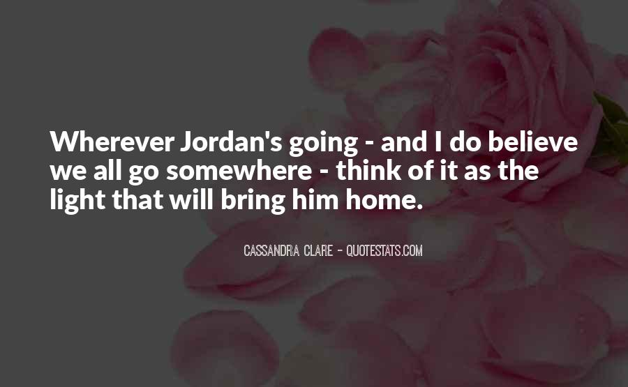 Bring Him Home Quotes #1805456