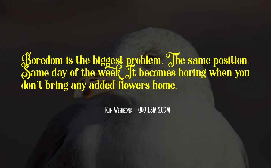 Bring Him Home Quotes #33735