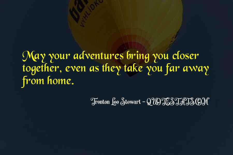 Bring Him Home Quotes #400855