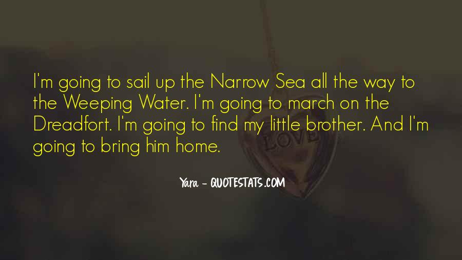 Bring Him Home Quotes #829033