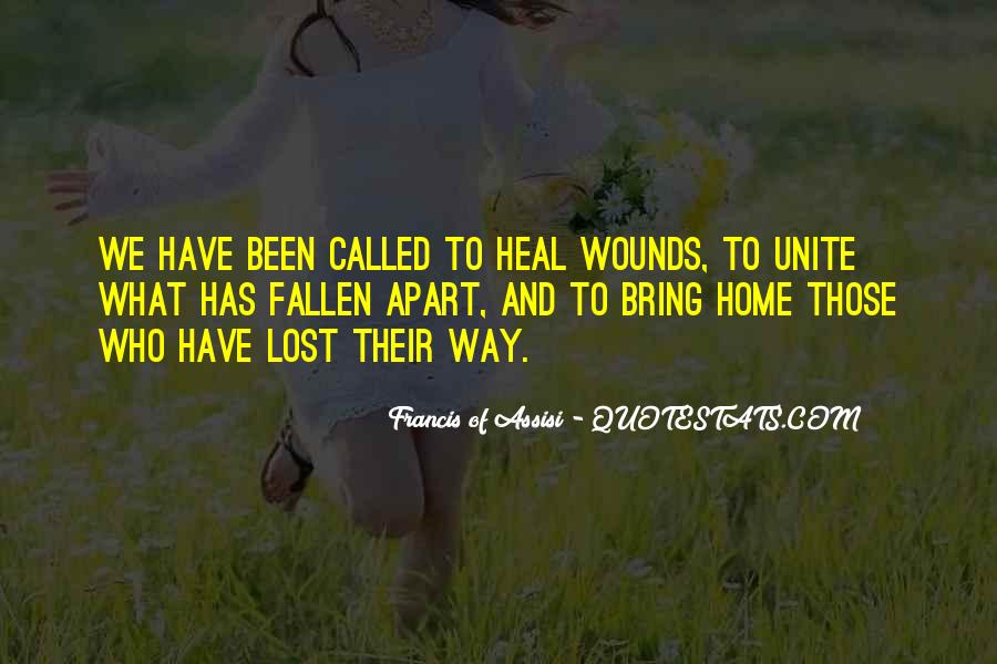 Bring Him Home Quotes #92397