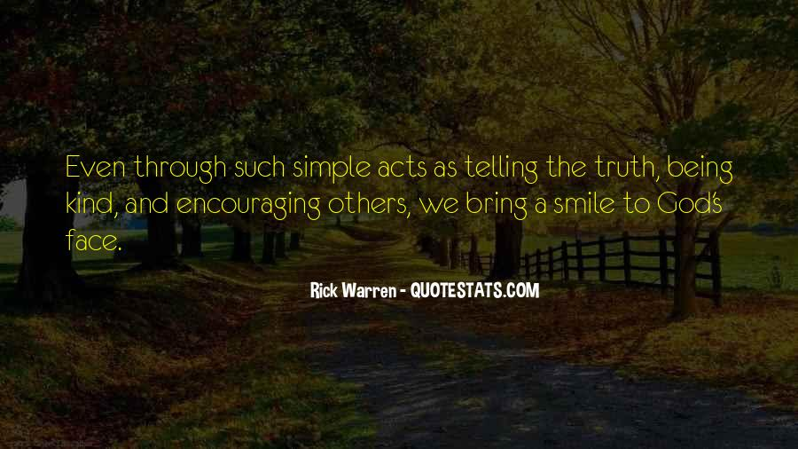 Bring Your Smile Quotes #1340030