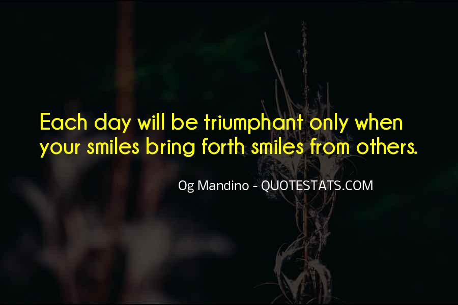 Bring Your Smile Quotes #1633130