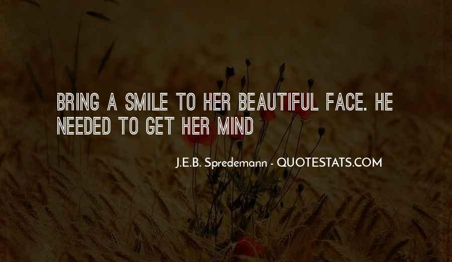 Bring Your Smile Quotes #273219