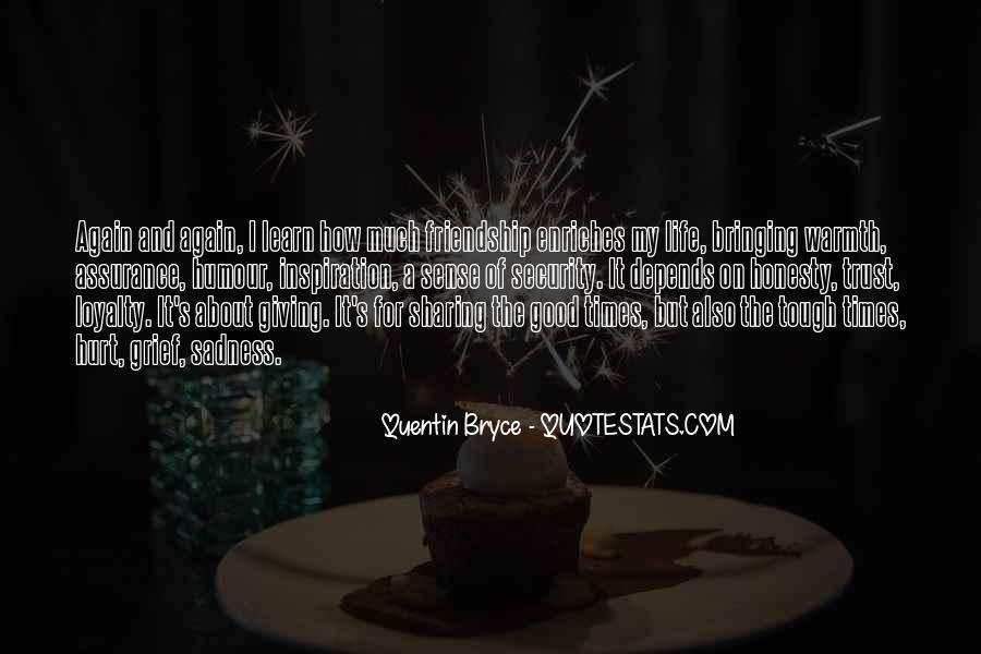Bringing U Down Quotes #3055