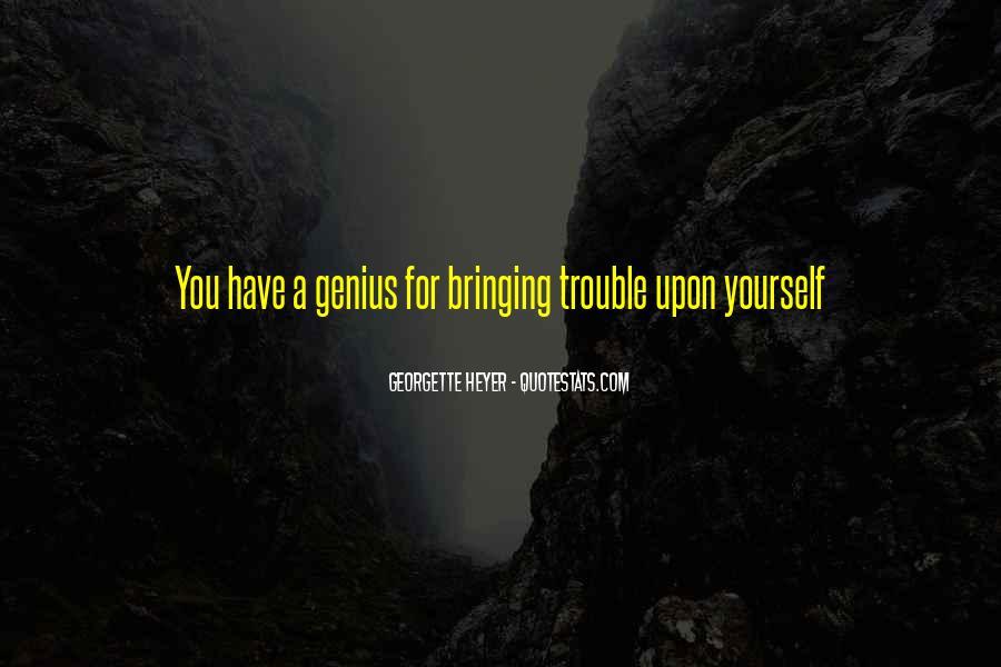 Bringing U Down Quotes #6824