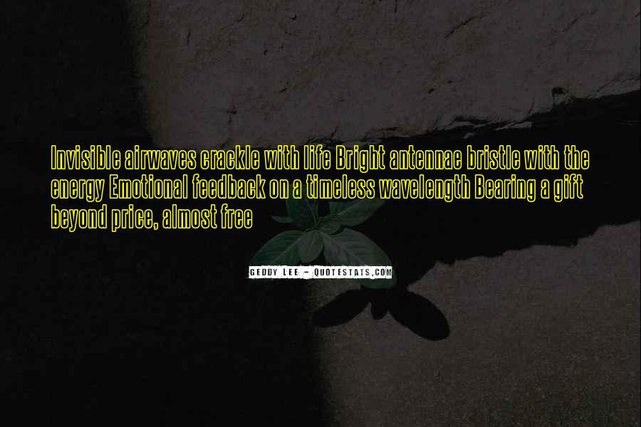 Bristle Quotes #186376