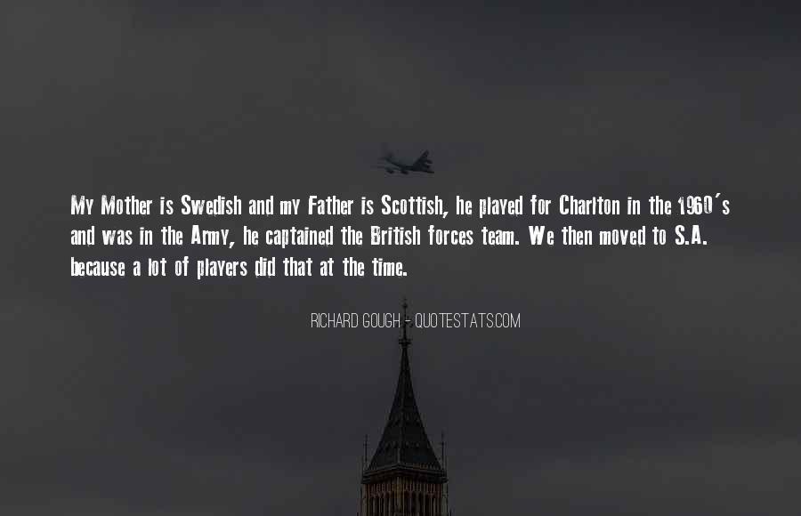 British Forces Quotes #116308