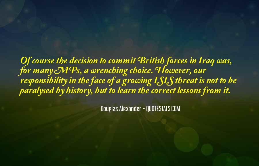 British Forces Quotes #1272763