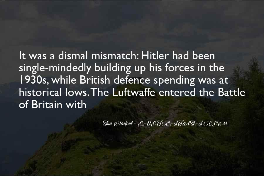 British Forces Quotes #1387200