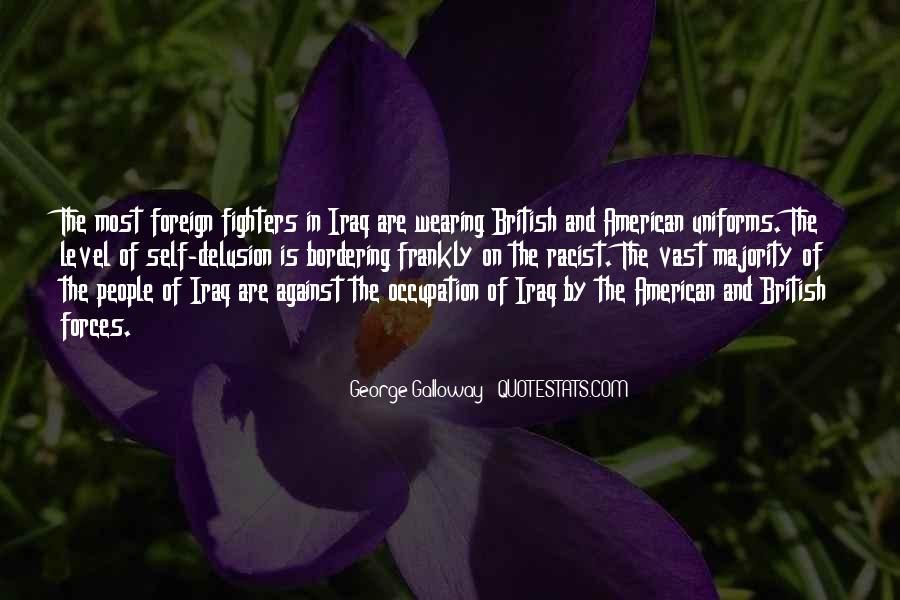 British Forces Quotes #52232