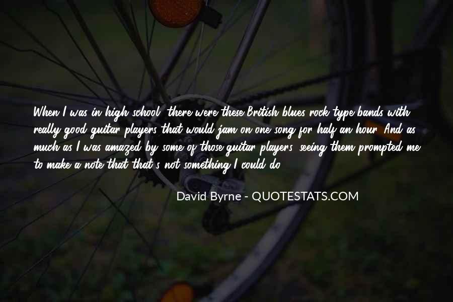 British Rock Quotes #1016471
