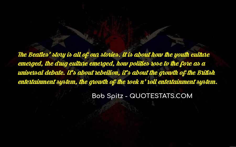 British Rock Quotes #1445148