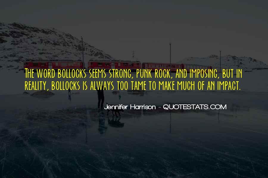 British Rock Quotes #1489386