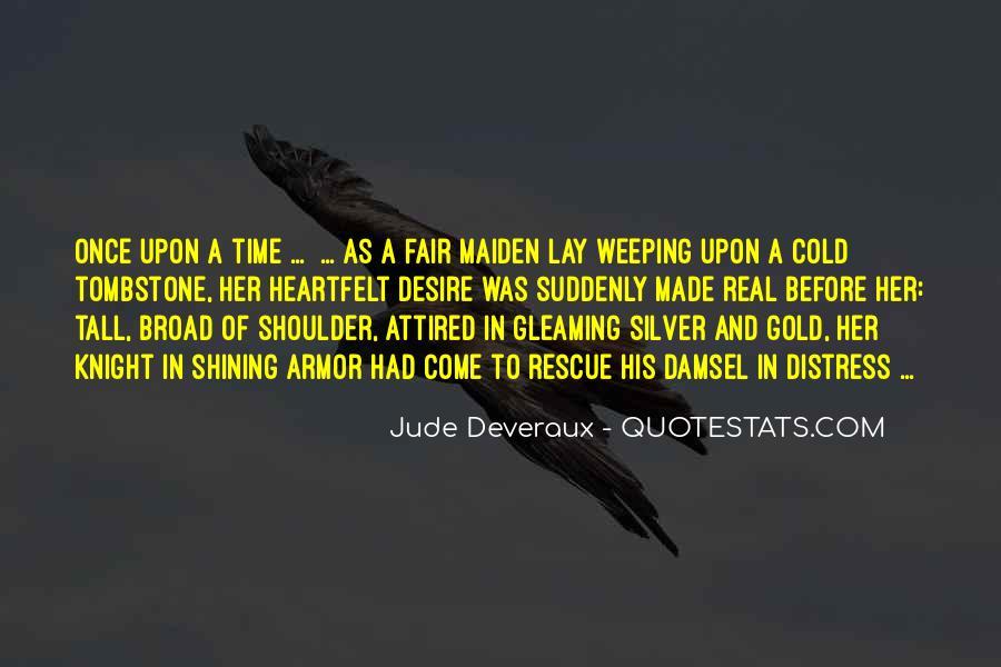 Broad Shoulder Quotes #1535230