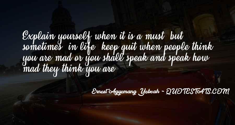 Broad Shoulder Quotes #817619