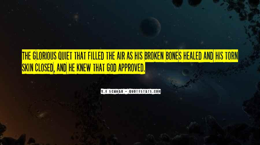 Broken And Torn Quotes #1579036