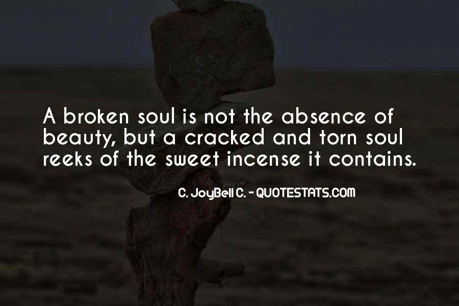 Broken And Torn Quotes #237375