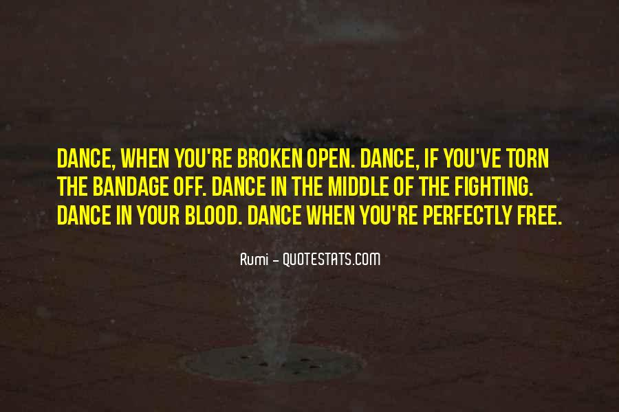 Broken And Torn Quotes #354976