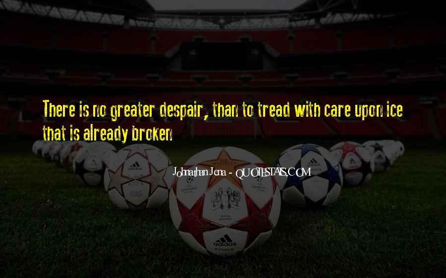 Broken Friendship Sad Quotes #1431171