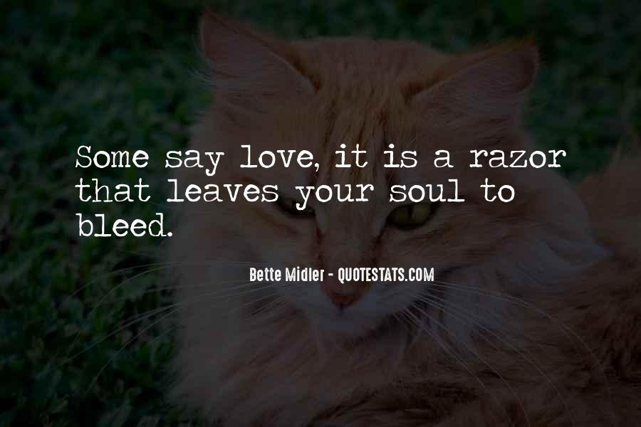 Broken Heart And Soul Quotes #1452090