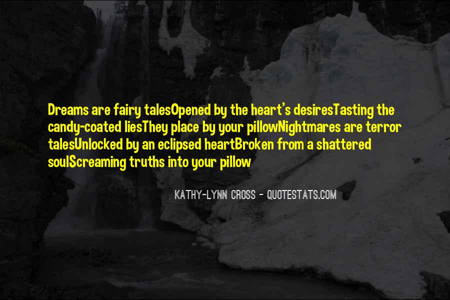 Broken Heart And Soul Quotes #1483765